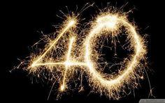 40th Birthday Fireworks Display ❥❥❥ http://bestpickr.com/40th-birthday-party-ideas
