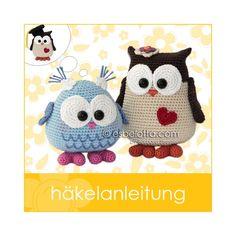 132 Besten Eulen Bilder Auf Pinterest Yarns Crochet Owls Und