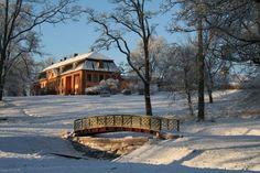 Bogstad gård - vinter