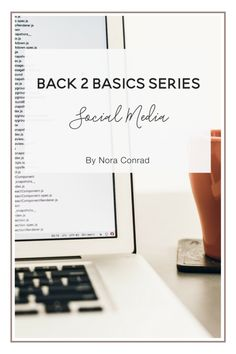 Back 2 Basics: Creating a Social Media Strategy — Nora Conrad Content Marketing Strategy, Social Media Marketing, Marketing Ideas, Affiliate Marketing, Social Media Content, Social Media Tips, Business Tips, Online Business, Business Coaching