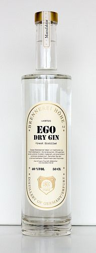 Ego Dry Gin