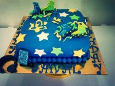cake for a skater
