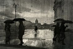 Rains by Irma Haselberger