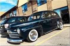 1946 Ford Super Deluxe Tudor Sedan | Flickr - Photo Sharing!