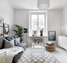 "Pocket: 6,263 Likes, 26 Comments - Scandinavian Homes (@scandinavianhomes) on Instagram: ""Hälsingegatan 18 A 64 kvm, 3 rok Styling @scandinavianhomes  Mäklare Marcus Pettersson…"""