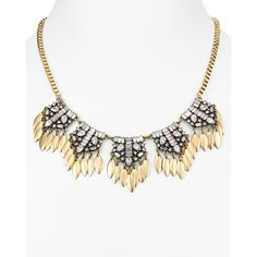 Aqua Hula Statement Necklace, 18 ($45) ❤ liked on Polyvore featuring jewelry, necklaces, antique gold, antique gold jewelry, aqua jewellery, bib statement necklace, antique gold jewellery and aqua jewelry