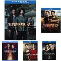 """DEAL OF THE DAY - 72% Off """"Supernatural: Seasons 1-9"""" Blu-ray Bundle! - http://www.pinchingyourpennies.com/deal-of-the-day-72-off-supernatural-seasons-1-9-blu-ray-bundle/ #Amazon, #Pinchingyourpennies, #Supernatural"""
