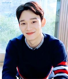 Animated gif shared by Tsuki Kun. Find images and videos about gif, exo and Chen on We Heart It - the app to get lost in what you love. Kaisoo, Chanyeol Baekhyun, Exo Ot12, Exo Chen, K Pop, Exo Korea, Kim Jong Dae, Korean Boy, Kim Minseok