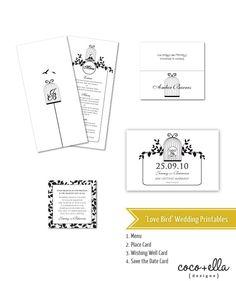 Printable Designer D