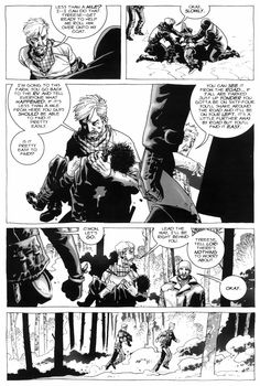 The Walking Dead Comic Images | Category Archives: Walking Dead Comic Book Panels