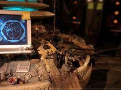 TARDIS Console by Steelgfohst by ~steelgohst on deviantART