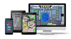 Interactive books for kids that let you play alternate reality games at home - Imaginary Friends is a series of interactive books for kids that involves online and real-world puzzles that parents set up. I just got a sample from the creator, and the art and stories looks excellent. I am looking forward to trying it out. Check out the video for the Kickstarter.