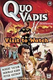 Ver Quo Vadis 1951 Online Gratis En Español Latino O Subtitulada The Bible Movie Movie Posters Design Movie Posters For Sale