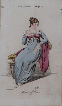 Evening dress 1814