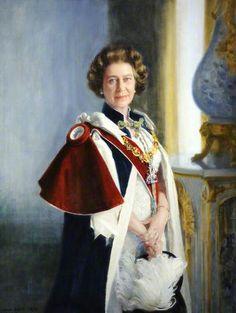 Her Majesty Queen Elizabeth II ...  by Norman Hepple