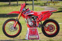 CRF230-300R Valmir polaco # 1 | Polaco Motos - desenvolvimento e Preparações