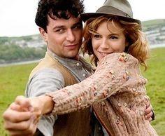 Sienna Miller and Matthew Rhys (the Edge of Love).