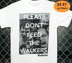 Xxxxl Daryl Dixon t-shirt-the zombie walking Evil Dead t-shirt 4xl 5xl xxxxxl