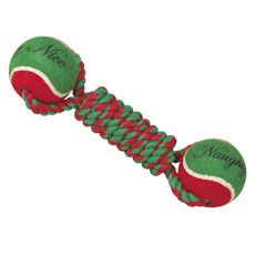 Zanies Naughty & Nice Tug Toys for Dogs