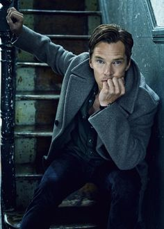 Benedict Cumberbatch stop being so sexy and marry me already