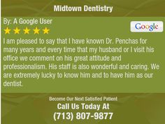 I am pleased to say that I have known Dr. Penchas for many years and every time that my...