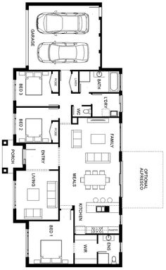 Floorplan Sierra 1