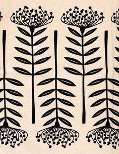 22 Super ideas for vintage pattern design floral flower prints Motifs Textiles, Textile Patterns, Print Patterns, Floral Patterns, Organic Patterns, White Patterns, Surface Pattern Design, Pattern Art, Vintage Pattern Design