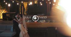 Melrose Knitting Mill Wedding: Julie and David