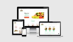 Echa un vistazo a mi proyecto @Behance: \u201cWeb Design and branding for Kitchen Express\u201d https://www.behance.net/gallery/52753235/Web-Design-and-branding-for-Kitchen-Express