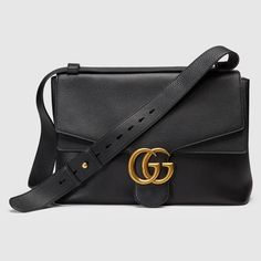 9e91a48d7bb01b $2490 Gucci Women - GG Marmont leather shoulder bag - 400245A7M0T1000 Gucci  Marmont, Gg Marmont