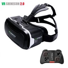 Like and Share if you want this  VR Shinecon 2 II Glasses 3D Headset Virtual Reality Head Mount Google Cardboard Helmet vrbox For 4.5-6.0' Phone + Gamepad     Tag a friend who would love this!     FREE Shipping Worldwide     #ElectronicsStore     Buy one here---> http://www.alielectronicsstore.com/products/vr-shinecon-2-ii-glasses-3d-headset-virtual-reality-head-mount-google-cardboard-helmet-vrbox-for-4-5-6-0-phone-gamepad/