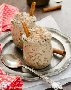 This post is sponsored by Blue Diamond Almond Breeze Almondmilk.  All opinions expressed are my own. Chai Spiced Chia Overnight Oats are creamy overnight oats with almond milk, chia seeds, and plenty of warm chai spice flavor!  They're dairy-free, gluten-free, and vegan, and are the perfect grab-n-go breakfast! And just like that, the holidays are over!  Can …