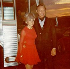 Jack Greene and Jeannie Seely