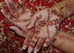 Mehndi Design: Indian Bridal Mehndi Designs For Hands