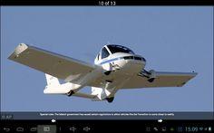 Latest flying car