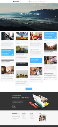 #Monstroid features everything you need to build a fully-personalized #website, #personalpage: http://www.templatemonster.com/wordpress-themes/monstroid/?utm_source=pinterest&utm_medium=timeline&utm_campaign=submonstr