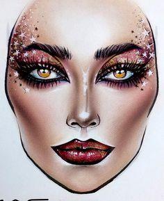 3,462 отметок «Нравится», 28 комментариев — Sergey X (@milk1422) в Instagram: «#artist@milk1412 #mylove #myart #myartistcommunity #myartistcommunityrussia #makeup #makeupart…»