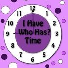 Your students will have a good time learning to tell time with this 54 page printable packet! This set contains 5 sets of I Have! Who Has? Time cards. This includes telling time to the hour, the half-hour, and the quarter hour. There is also a tips page that gives you many helpful ideas for using these cards. These printable cards require little time and preparation, and each card set comes with an answer key. ($3.50)