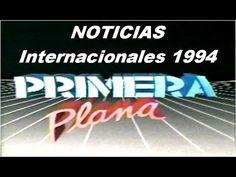 Noticias Internacionales - Resumen del año 1994 ( Perú )