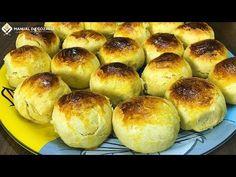 Pão Pão! Quem quer mais uma Receita de Pão? O que vocês acham de aprender a fazer um Pão de Milho fofinho de uma maneira muito fácil e gostosa? A receita de hoje é apaixonante, eu gosto de fazer para café da manhã ou mesmo para um café da tarde, servido com aquele velho cafézinho! SIGA-ME NO PINTEREST E VEJA MINHAS... Portuguese Sweet Bread, Pasta, Baked Potato, Muffin, Food And Drink, Low Carb, Baking, Breakfast, Ethnic Recipes
