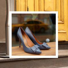 Изящные лодочки из Новой Коллекции💫 добавят Вашему образу особое очарование и грацию! 🌸А милый бант - актуальный в этом сезоне - придаст романтичности! ✨ Арт:SS75-097829/8 #shoes #Осень #newcollection #fw17#shopping #обувьреспект #шоппинг #обувь