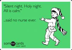 Nurse Holiday. #NurseHumor #Nurses #LOL