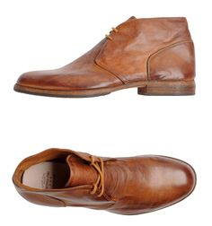 Pantofola d'oro high-top dress shoe