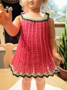 Ravelry: Swing Dress or Top PDF12-054 pattern by Maria Bittner