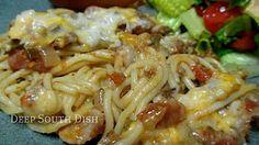 Baked Spaghetti from Trisha Yearwood