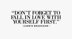 Dont Forget To Love Yourself Quotes. QuotesGram