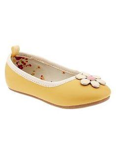Flower gem ballet flats | Gap Elise Fashion, Radley, Ballet Flats, Gap, Personal Style, Pairs, Easter, Shoes, Flower