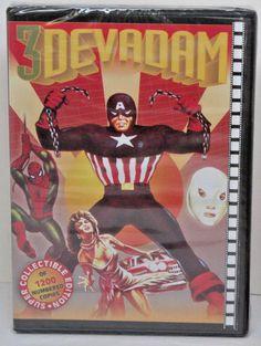New 3 DEV ADAM Onar Films dvd AUTHENTIC RELEASE oop #877 of 1200 #OnarFilms