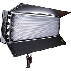 Kinoflo Tegra 4 bank TV studio light dmx controlled 1399.95 @ B&H. Please donate at www.MarkFilkey.com  We need 4 of these ASAP.  Thx in advance!