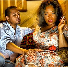 Terrence Howard Brags on 'Making Out' With Oprah in New Film 'The Butler' [VIDEO] | AT2W